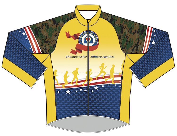 Team Fisher House Jacket