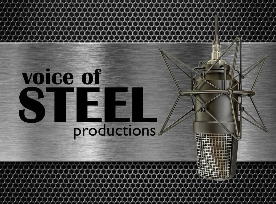 Voice of Steel Logo